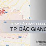Bảo hành máy giặt Electrolux tại Bắc Giang PHỤC VỤ 24/24