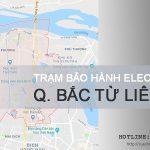 Trạm bảo hành máy giặt Electrolux tại Bắc Từ Liêm | 24/24h