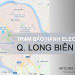 Bảo hành máy giặt Electrolux tại Long Biên, Phục vụ 24/7
