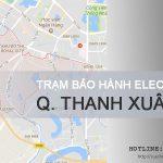 Bảo hành máy giặt Electrolux tại Thanh Xuân | MỞ CỬA 24/24