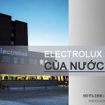 Thương hiệu Electrolux của nước nào? Electrolux có tốt không?