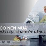 Cách vệ sinh máy giặt cửa trước không phải ai cũng biết