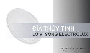 Đĩa thủy tinh lò vi sóng Electrolux