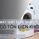 Máy giặt Electrolux có tốn điện không? Cách tính tiền điện ra sao?