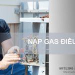 Nạp gas điều hòa Daikin tại Hà Nội cho 85% khách hàng/năm