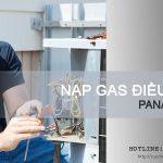 Nạp gas điều hòa Panasonic tại Hà Nội giá rẻ chỉ từ 89k/ máy