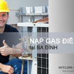 Nạp gas điều hòa tại Ba Đình giá gốc cho hơn 2.000 gia đình