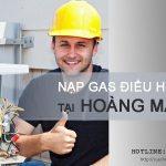 Nạp gas điều hòa tại Hoàng Mai giá rẻ, Gas Ấn Độ, Tiết kiệm 10%
