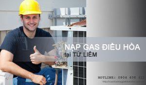 Nạp gas điều hòa tại Từ Liêm