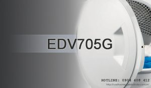 Sửa máy sấy Electrolux EDV705G