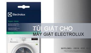 Mua túi giặt cho máy giặt Electrolux ở đâu chính hãng?