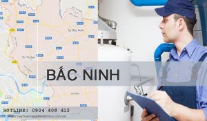Bảo dưỡng bình nóng lạnh tại Bắc Ninh | 30p thợ có mặt liền