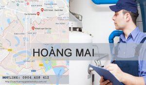 Bảo dưỡng bình nóng lạnh tại Hoàng Mai giá chỉ từ 100k