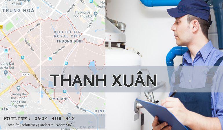 Bảo dưỡng bình nóng lạnh tại Thanh Xuân   Chỉ 30p thợ tới