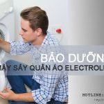 Bảo dưỡng máy sấy Electrolux giá SIÊU RẺ | Tiết kiệm đến 20%