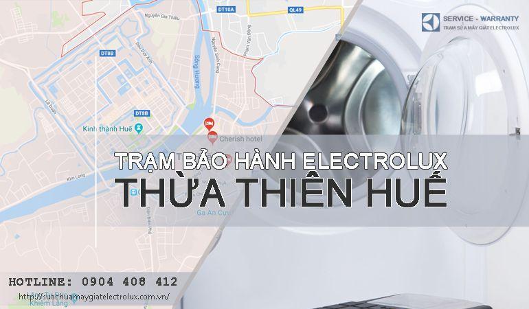 Trung tâm bảo hành Electrolux tại Huế | Electrolux Việt Nam