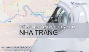 Trung tâm bảo hành Electrolux tại Nha Trang | Phục vụ 24/24