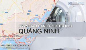 Trung tâm bảo hành Electrolux tại Quảng Ninh, làm việc 24/7