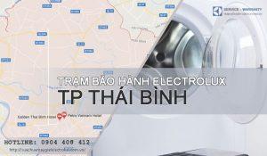 Trạm bảo hành Electrolux tại Thái Bình, làm việc 24/7