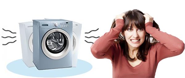 Máy giặt kêu ù ù và cách khắc phục tình trạng máy giặt kêu khi vắt
