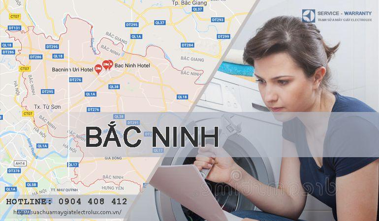 Sửa máy giặt Electrolux tại Bắc Ninh tất cả đều hài lòng về dịch vụ
