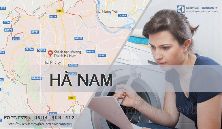 Sửa máy giặt Electrolux tại Hà Nam, chỉ 30p thợ bảo hành có mặt