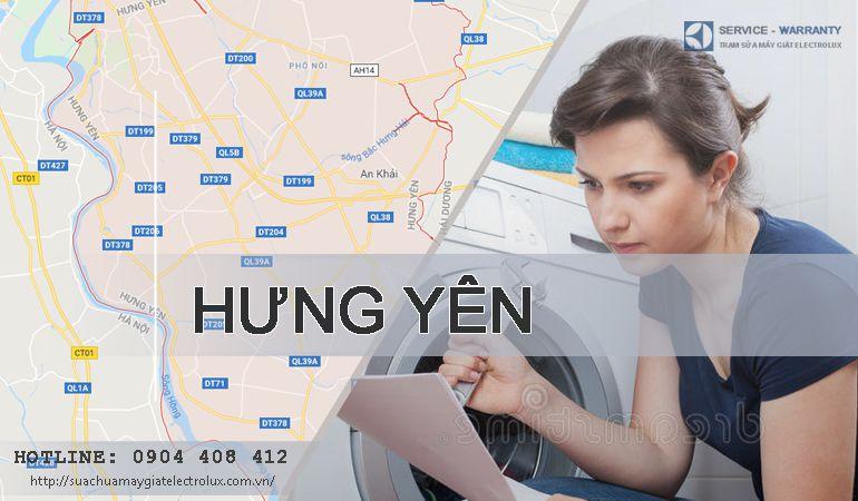 Sửa máy giặt Electrolux tại Hưng Yên | Gọi là có