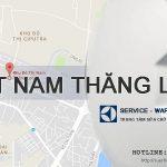 Sửa máy giặt Electrolux tại Nam Thăng Long, 100% hài lòng