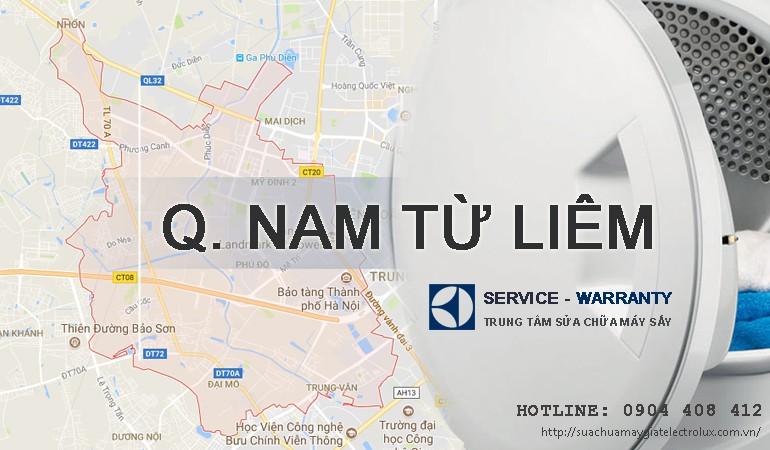 Sửa máy giặt Electrolux tại Quận Nam Từ Liêm | Có mặt trong 30 phút