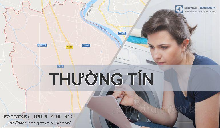 Sửa máy giặt Electrolux tại Thường Tín chỉ 30 phút thợ tới