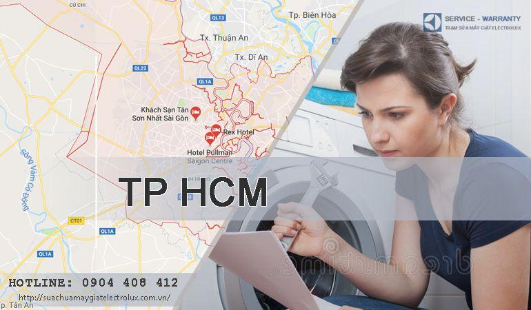 Sửa máy giặt Electrolux tại TPHCM không tốt hoàn tiền 100%