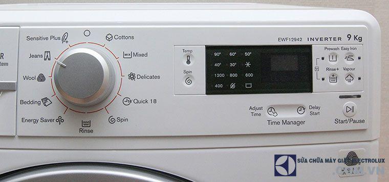 Bạn hiểu thế nào về thời gian giặt của máy giặt Electrolux?