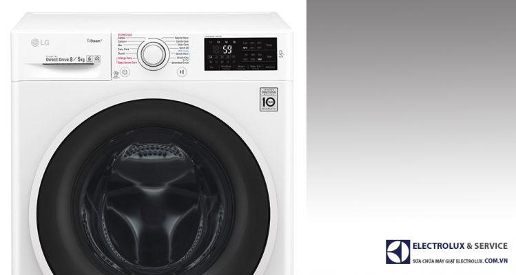 6 nguyên nhân máy giặt LG kêu to khi vắt và cách khắc phục
