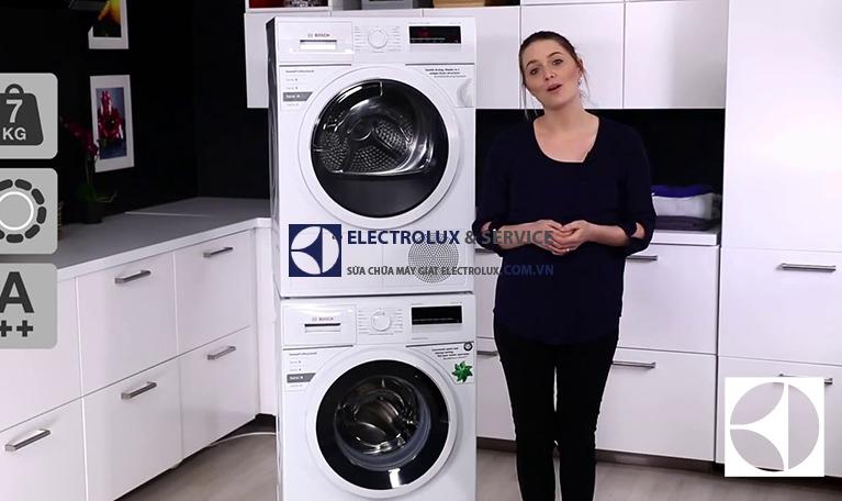 Cách sử dụng máy giặt Electrolux EWF85761 toàn tập | Full từ A -Z