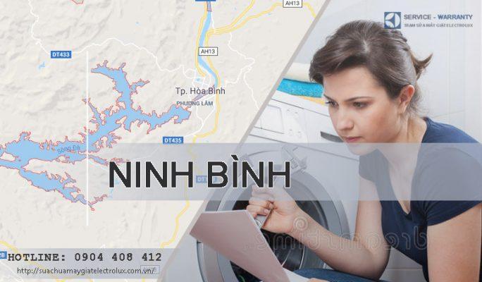 Sửa máy giặt Electrolux tại Ninh Bình ở đâu là tốt nhất hiện nay?